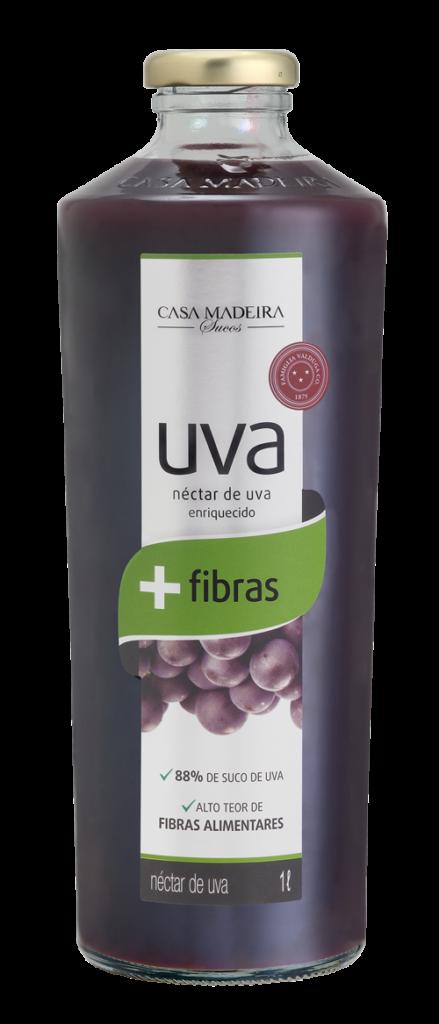 Néctar de Uvas + Fibras