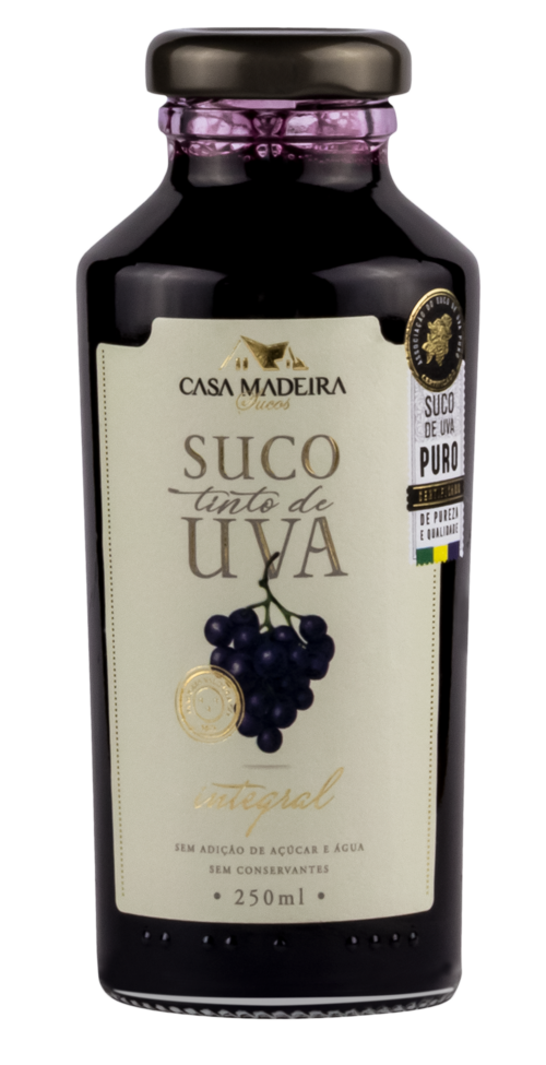 Suco de Uva Integral 250ml