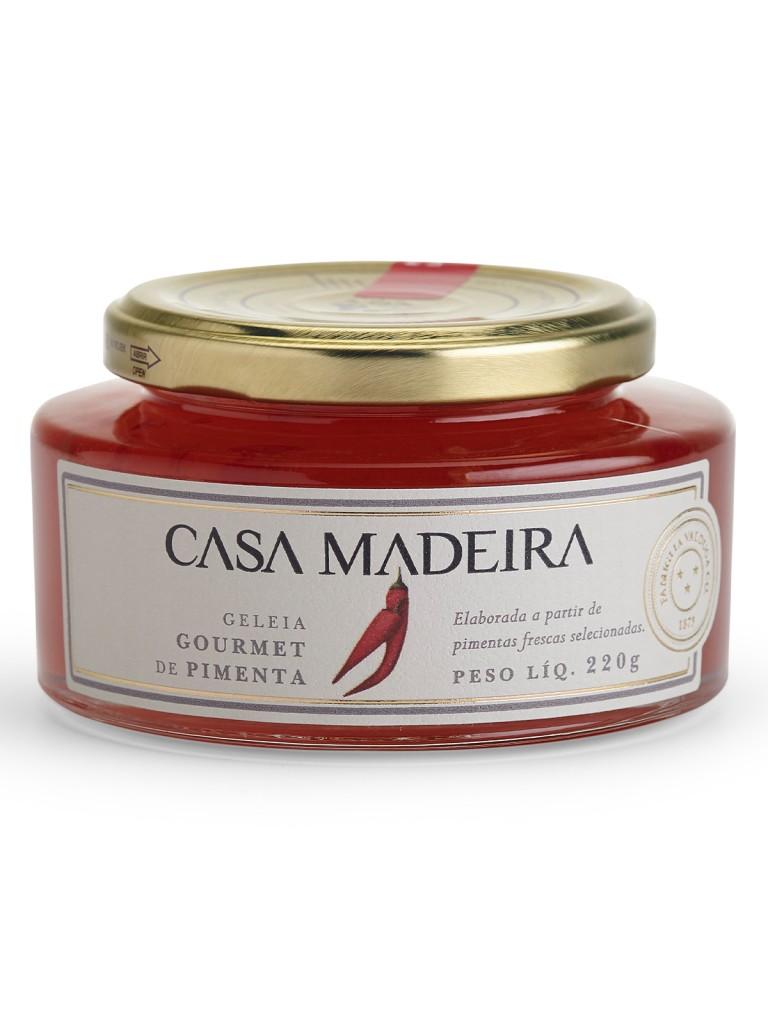 Geleia Gourmet de Pimenta