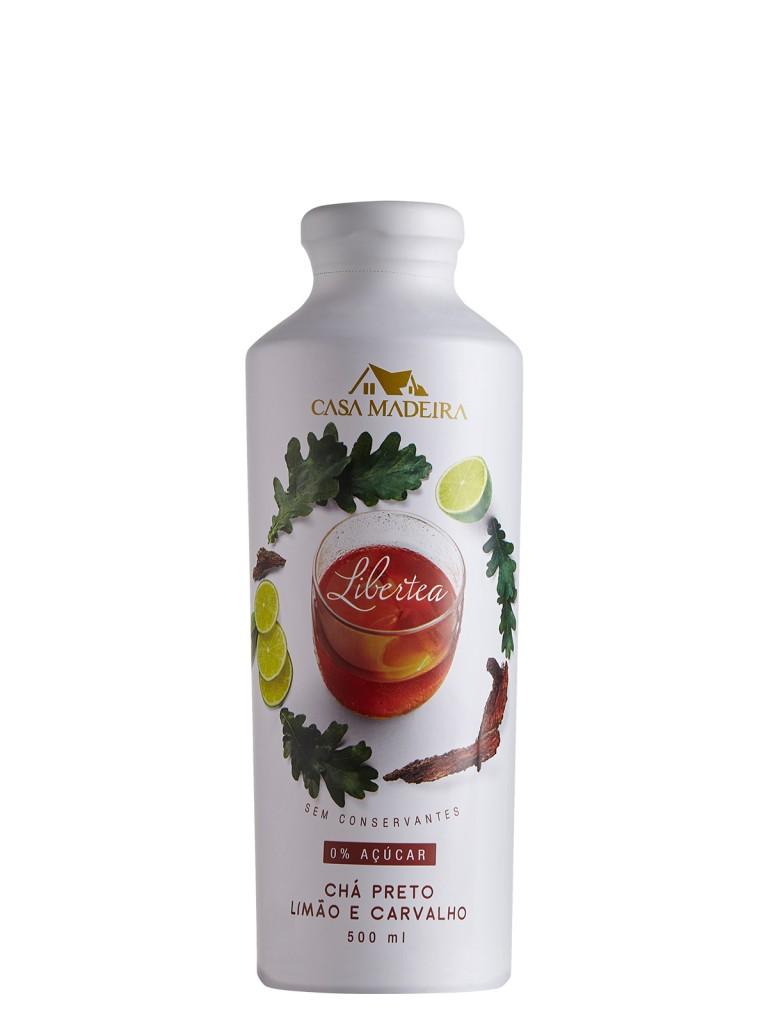 Chá Preto com Limão e Carvalho 500 ml